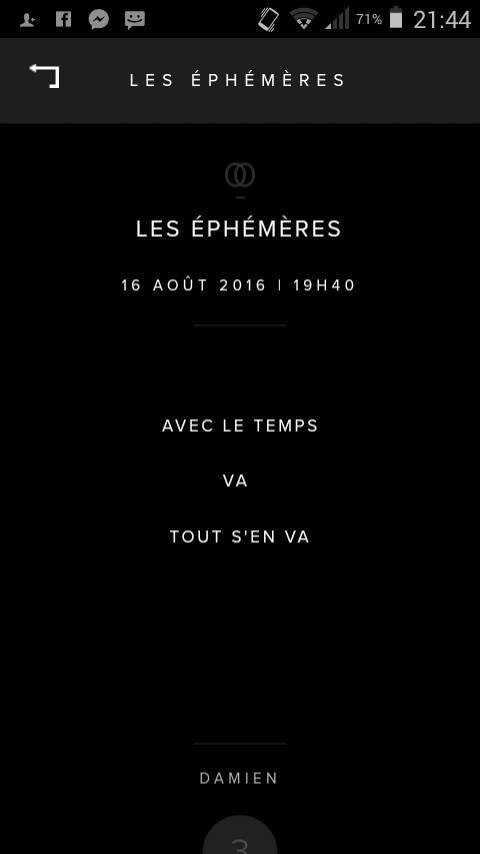 Ephémère Saez du 16-aout-19h40