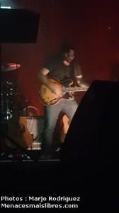 solo guitare saez live